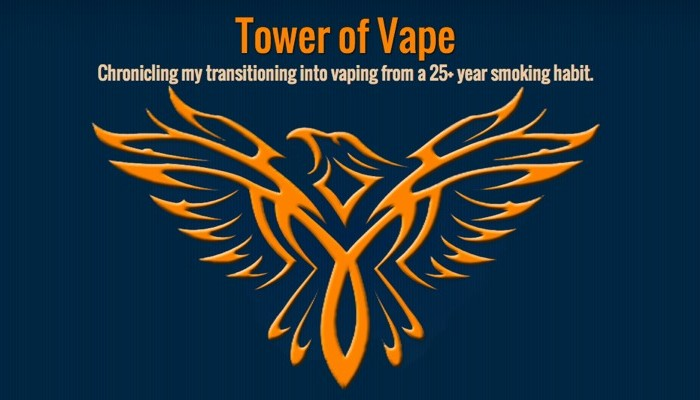 Watch Me on Tower of Vape (Please)!