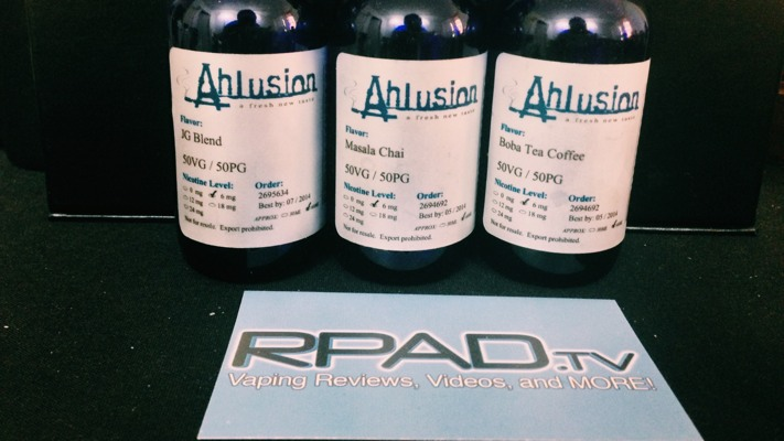 Ahlusion Review X Vaping Diaries #225: Ahlusion Review X