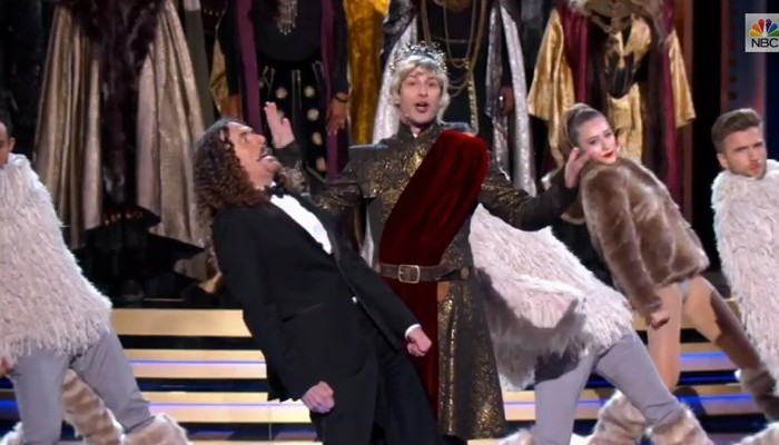 Weird Al, Game of Thrones, and the 2014 Emmy Awards